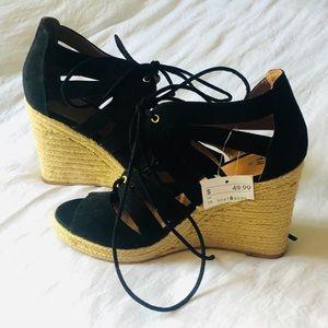 H+M Wedge Heeled Sandals